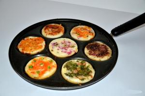 various types of dosa
