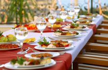 Wedding cater in London