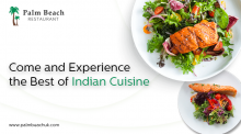 Come and Experience The Best Of Indian Cuisine 1